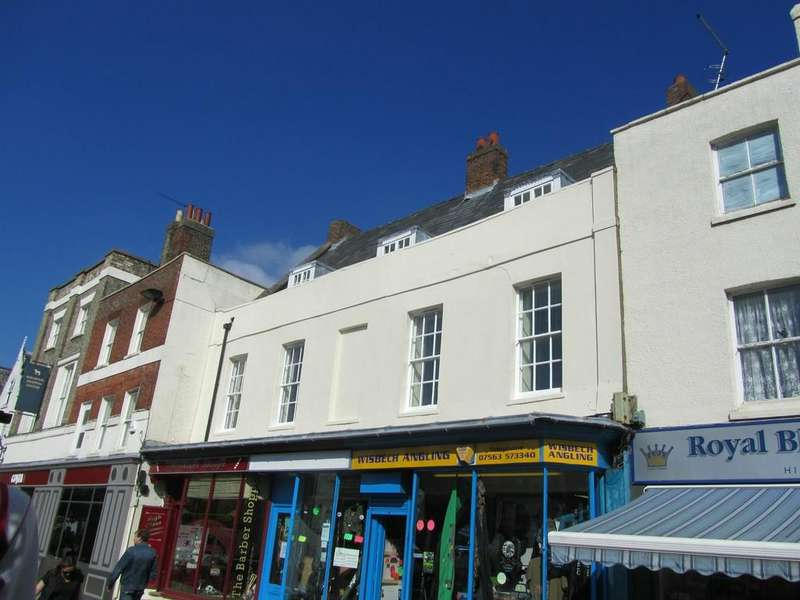 1 Bedroom Flat for rent in Market Place, Wisbech