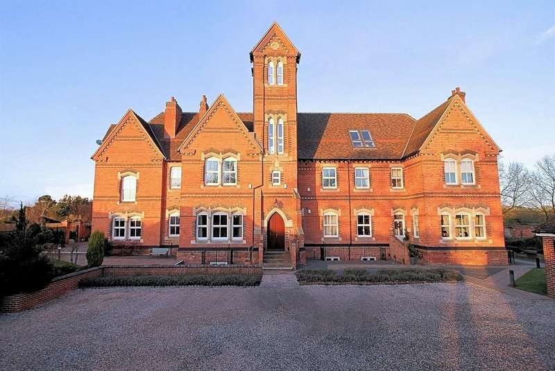 2 Bedrooms Apartment Flat for sale in Cliftonthorpe, Ashby-de-la-Zouch