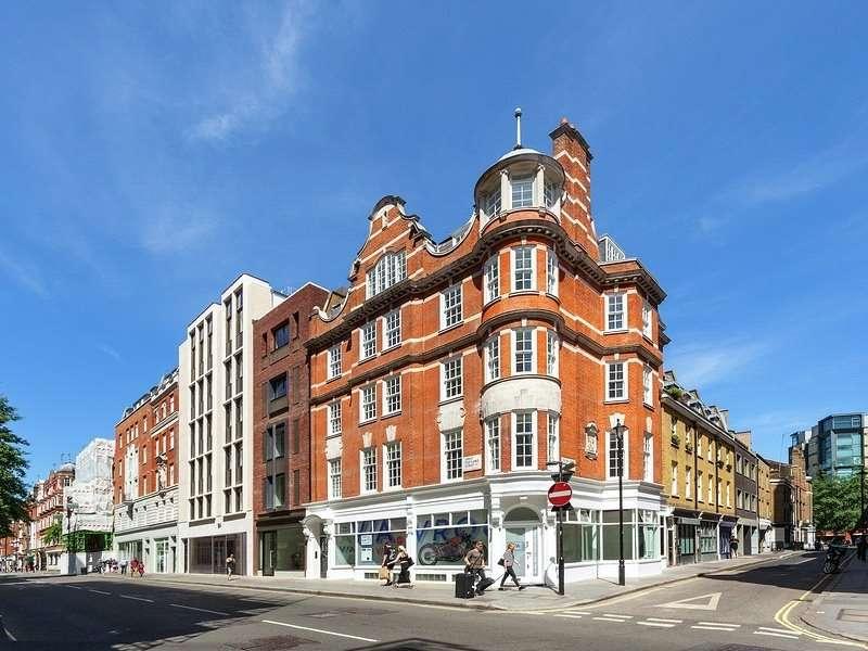 3 Bedrooms Flat for sale in Great Portland Street, London, W1W