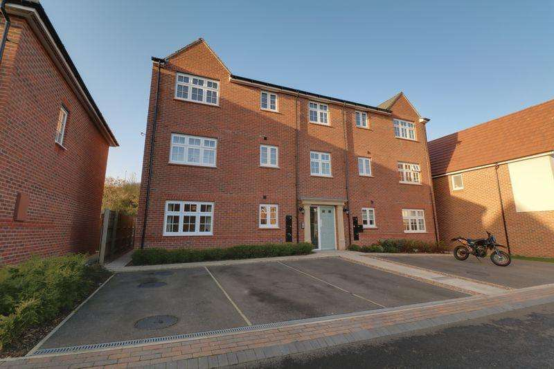 2 Bedrooms Apartment Flat for sale in Jubilee Place, Barton-Upon-Humber