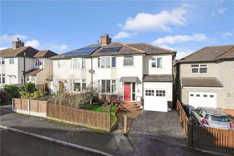 5 Bedrooms Semi Detached House for sale in Heath Grove, Harrogate, North Yorkshire