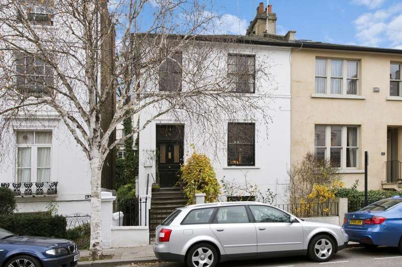 5 Bedrooms House for sale in Garway Road, Notting Hill W2