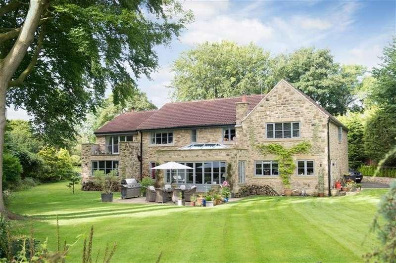 6 Bedrooms Detached House for sale in Farnham, Knaresborough, North Yorkshire