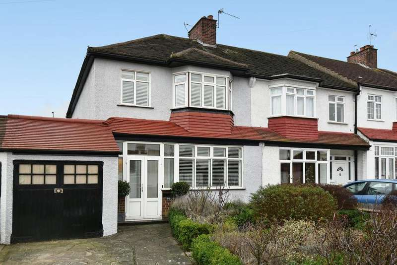 3 Bedrooms End Of Terrace House for sale in Pitfold Road, Lee