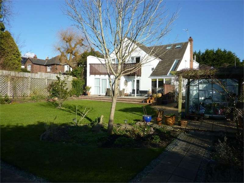 5 Bedrooms Detached House for sale in Lavernock Road, Penarth