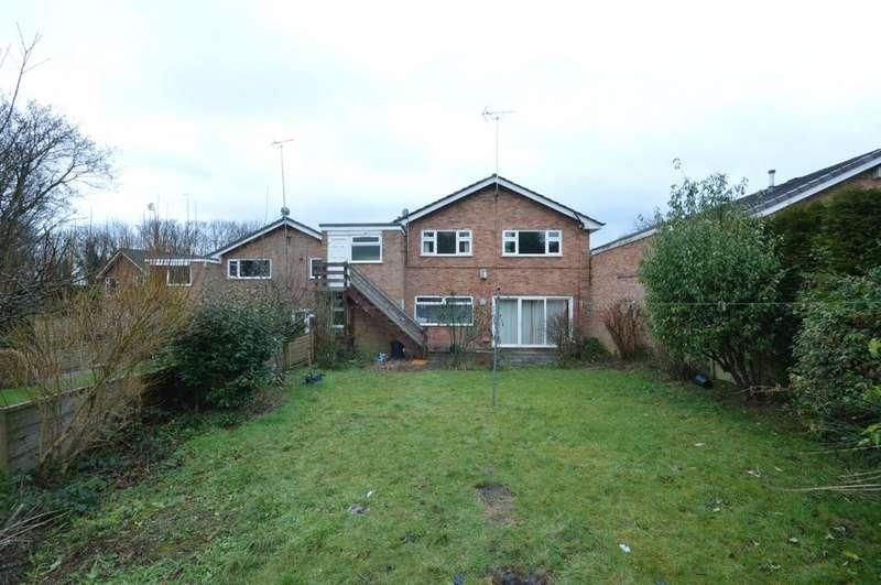 4 Bedrooms Link Detached House for sale in Kipling Close, Offerton