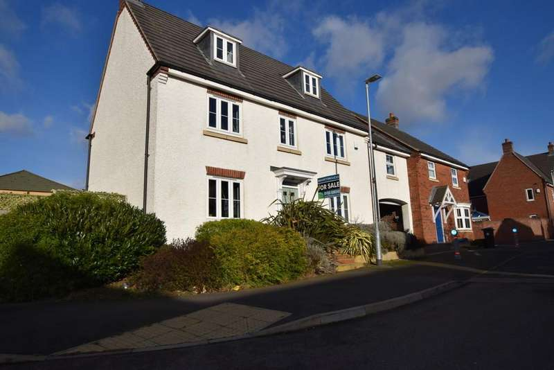 5 Bedrooms Detached House for sale in Oaklands Drive , Earl Shilton