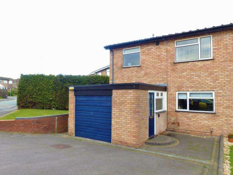 3 Bedrooms Semi Detached House for sale in St Marks Road, Pelsall