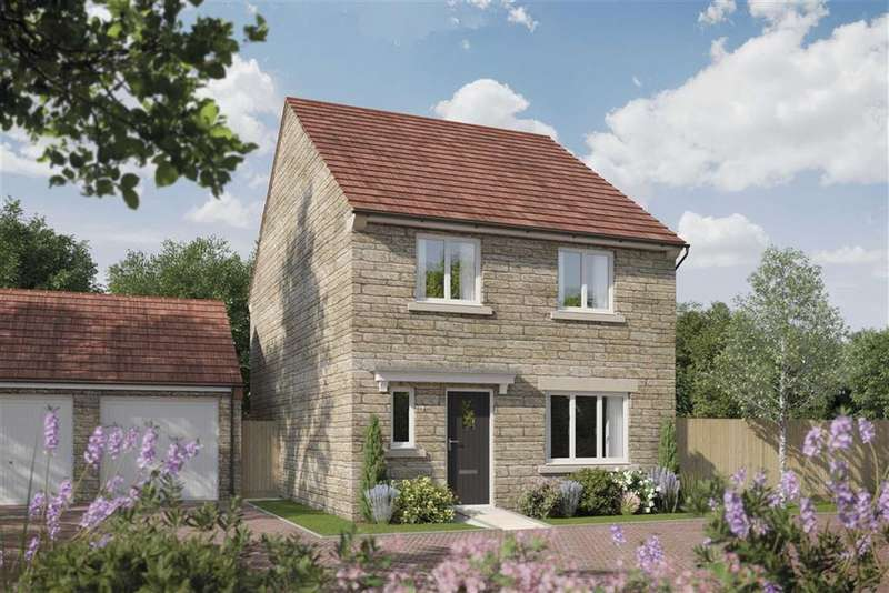 4 Bedrooms Detached House for sale in Fern Hill Gardens, Faringdon, Oxfordshire