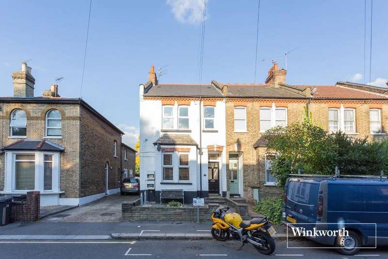 3 Bedrooms Flat for sale in Brownlow Road, Finchley, London, N3