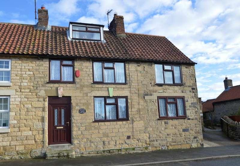 4 Bedrooms End Of Terrace House for sale in 68 Main street, Ebberston, Pickerig YO13