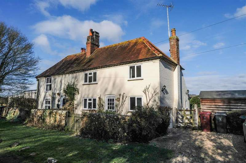 2 Bedrooms Semi Detached House for sale in School Dell, West Ashling