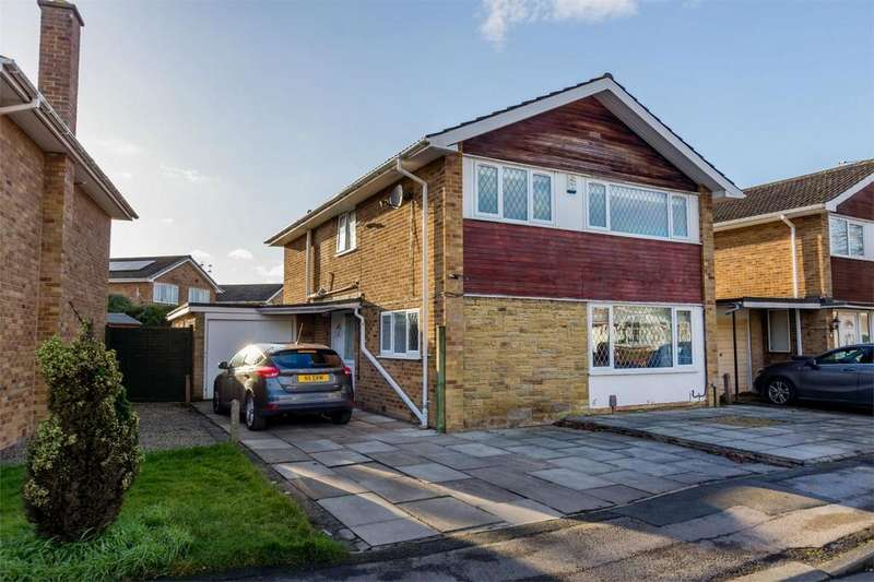 4 Bedrooms Detached House for sale in Tedder Road, York
