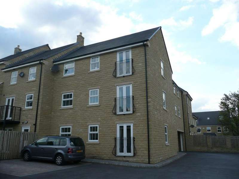 2 Bedrooms Apartment Flat for rent in Maltings Road, Wheatley, Halifax HX2