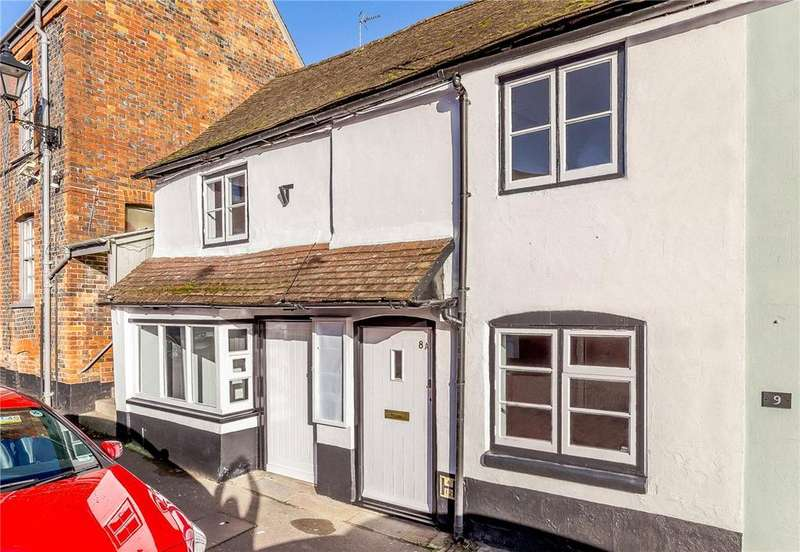 2 Bedrooms End Of Terrace House for sale in The Parade, Marlborough, Wiltshire, SN8