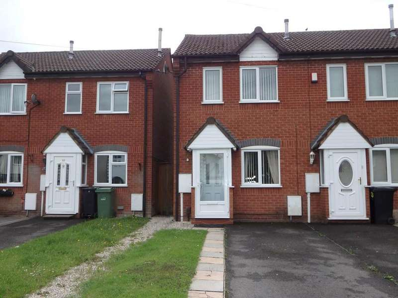 2 Bedrooms End Of Terrace House for rent in Horace Street , Bilston , West Midlands