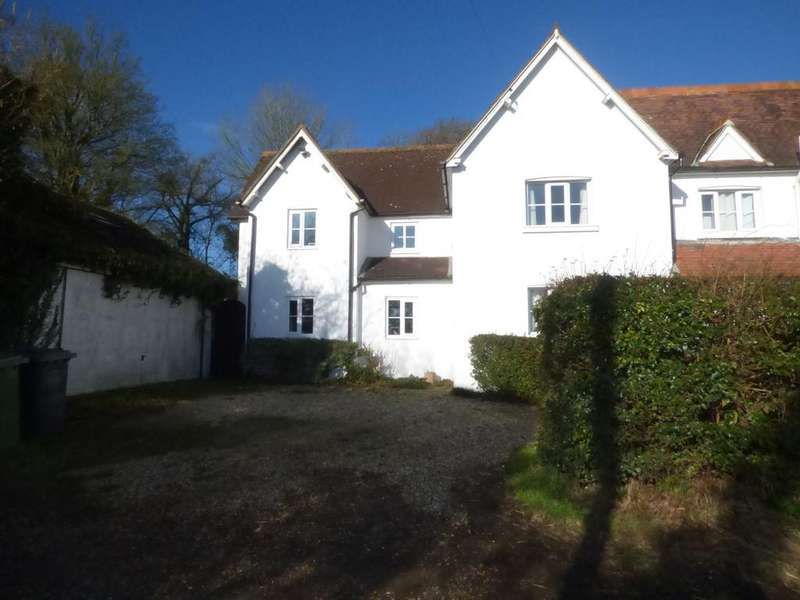 4 Bedrooms Semi-detached Villa House for sale in PAULS HEATH COTTAGES, COLE HENLEY, WHITCHURCH RG28