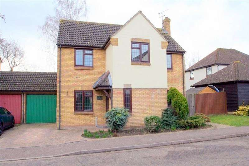 4 Bedrooms Detached House for sale in Widgeon Place, Kelvedon
