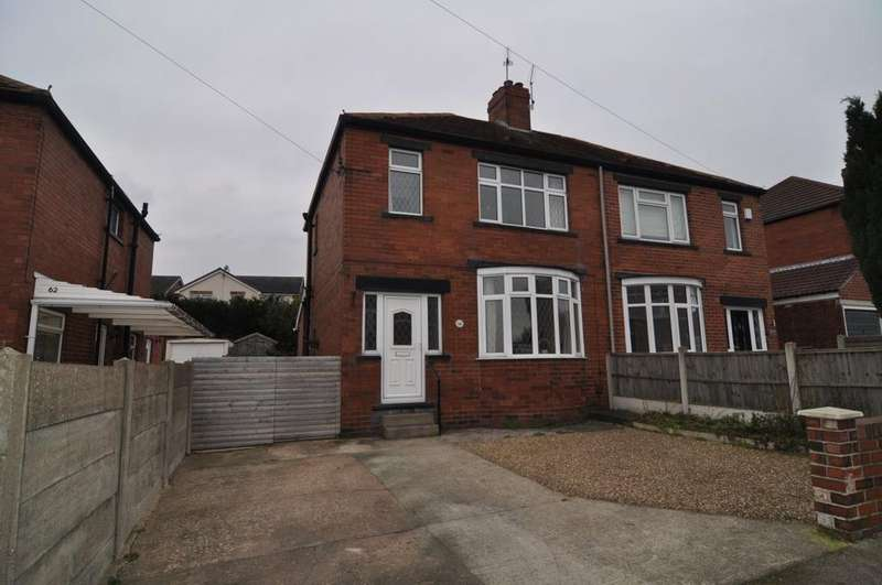 3 Bedrooms Semi Detached House for rent in Queens Drive, Barnsley