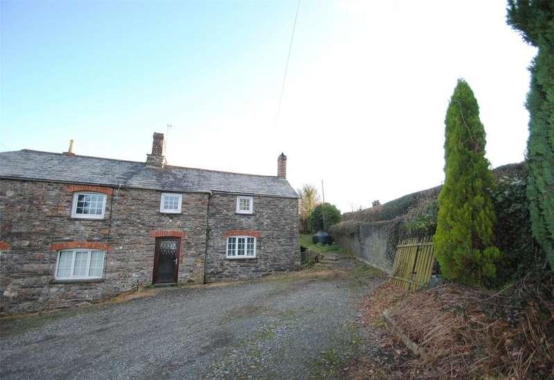 2 Bedrooms Semi Detached House for rent in Higher Dutson Farm, Launceston