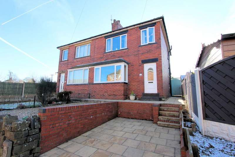 3 Bedrooms Semi Detached House for sale in Green Road, Penistone, Sheffield