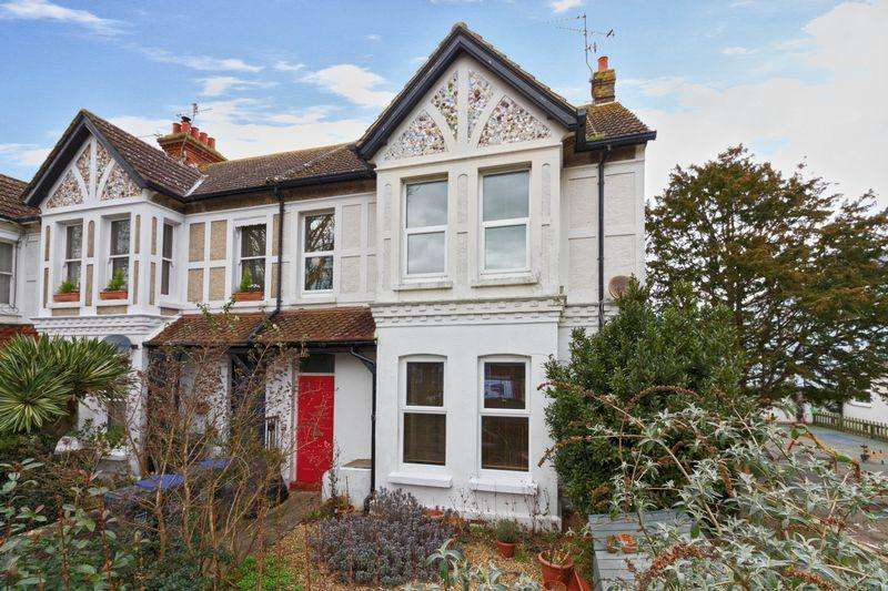2 Bedrooms Ground Flat for sale in Rugby Road, Worthing