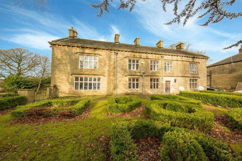 7 Bedrooms Detached House for sale in Falinge Fold, Healey, Rochdale
