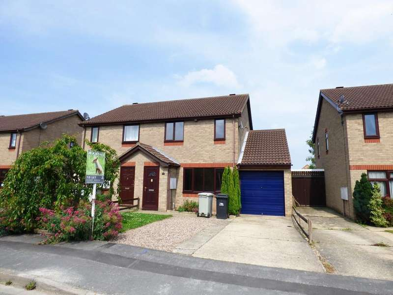 3 Bedrooms Semi Detached House for rent in Swallow Drive, Louth, LN11 0DN