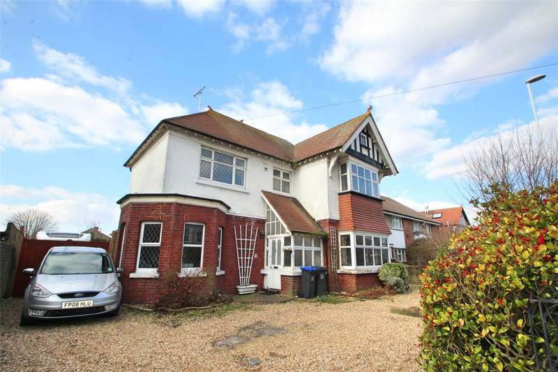 4 Bedrooms Detached House for sale in South Farm Road, Worthing, West Sussex, BN14