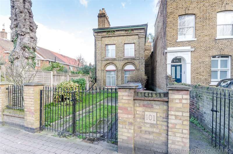 4 Bedrooms Detached House for sale in Bellenden Road, London, SE15