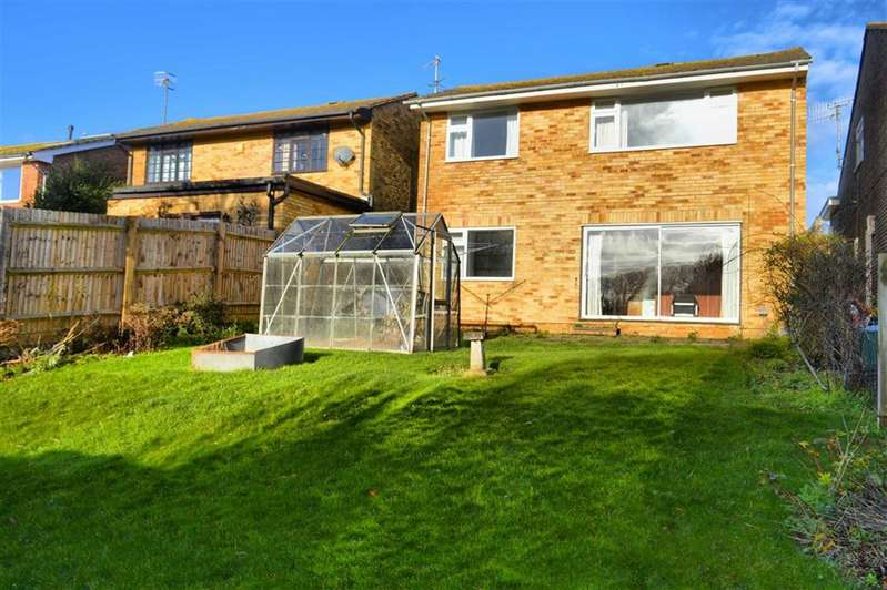3 Bedrooms Detached House for sale in Valley Drive, Seaford, East Sussex