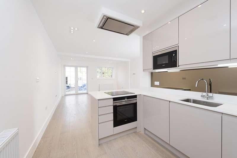 1 Bedroom Flat for sale in Ravenscroft Avenue, NW11