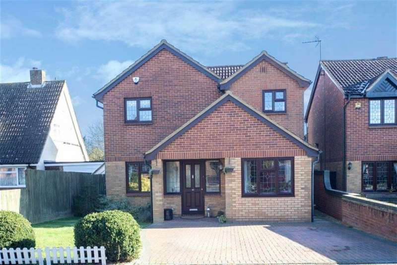 4 Bedrooms Detached House for sale in Russell Road, Toddington