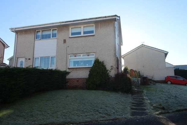 2 Bedrooms Semi Detached House for sale in St. Leonards Walk, Coatbridge, Lanarkshire, ML5 4TX
