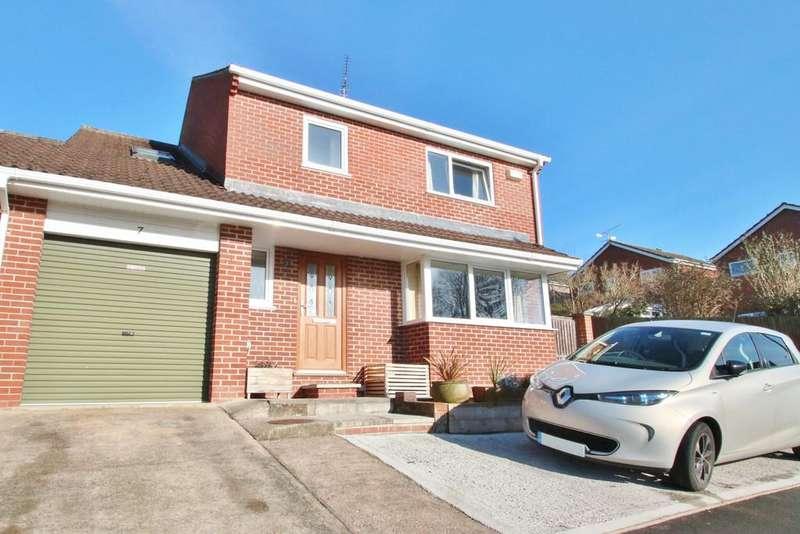4 Bedrooms Link Detached House for sale in Actis Road, Glastonbury