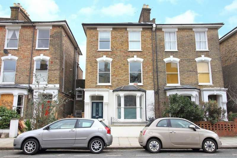 2 Bedrooms Apartment Flat for sale in Wilberforce Road, N4 2SP