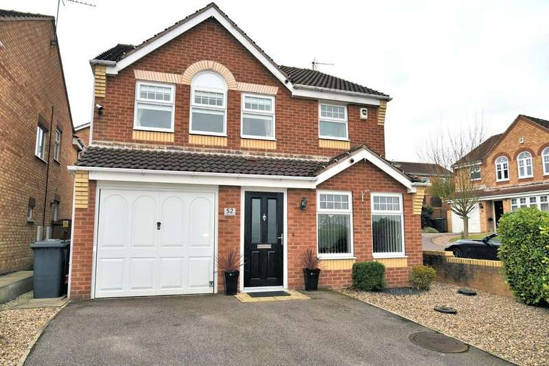 4 Bedrooms Detached House for sale in Haugh Green, Rawmarsh, Rotherham