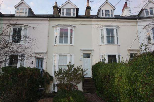 3 Bedrooms Town House for rent in St Annes Crescent, Lewes BN7