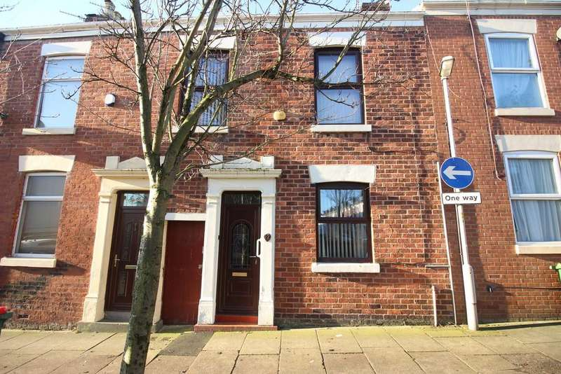 2 Bedrooms Terraced House for sale in Muncaster Road, Preston
