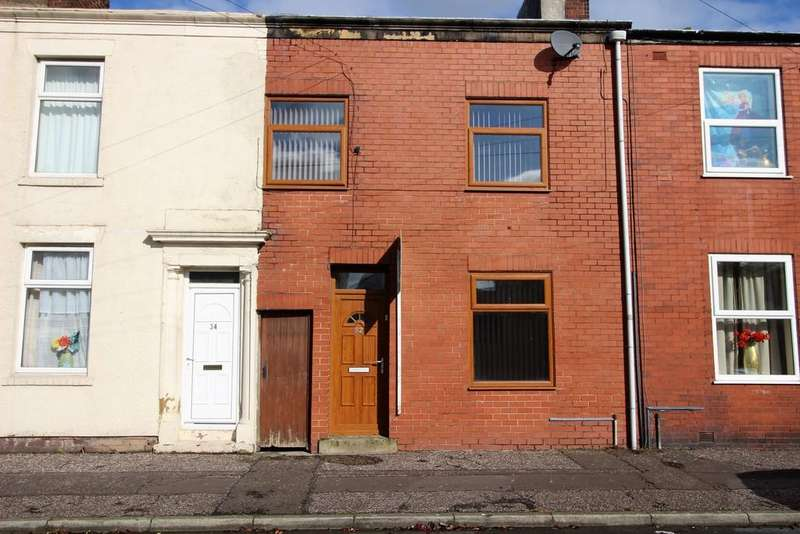 4 Bedrooms Terraced House for sale in Ripon Street, Preston