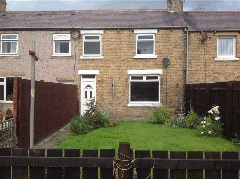 2 Bedrooms Terraced House for sale in Third Row, Linton, Two Bedroom Terraced House