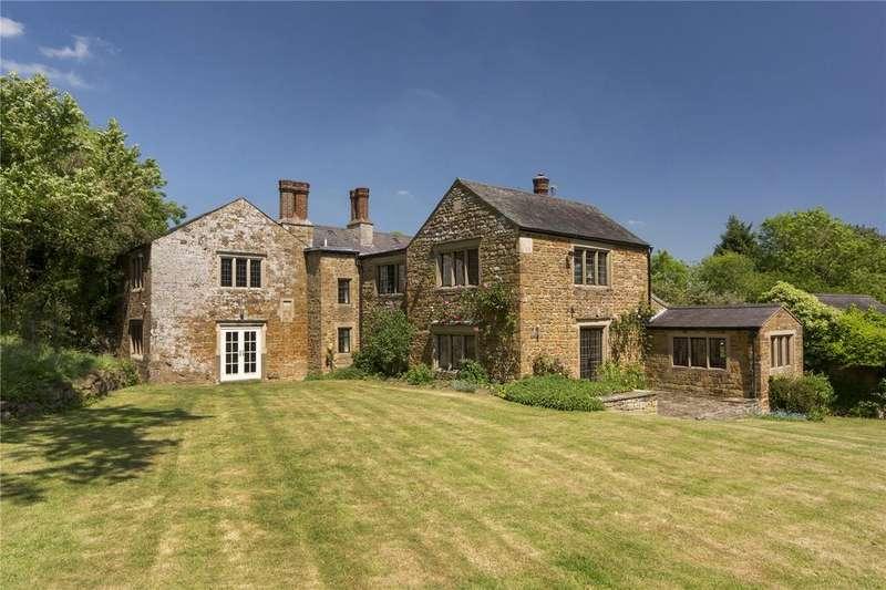 4 Bedrooms Detached House for sale in Back Lane, East Farndon