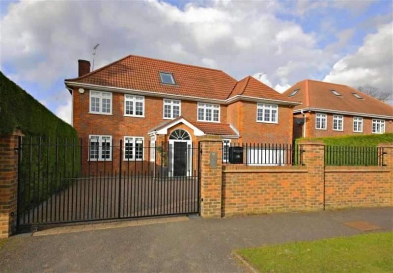 5 Bedrooms Detached House for rent in Dellfield Close, Radlett, Hertfordshire