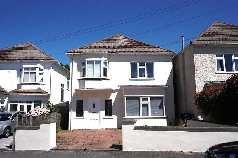 4 Bedrooms Detached House for sale in Newstead Road, Bournemouth, Dorset, BH6