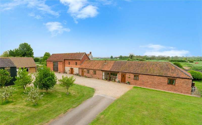 7 Bedrooms Detached House for sale in Asgarby, Sleaford, Lincolnshire, NG34