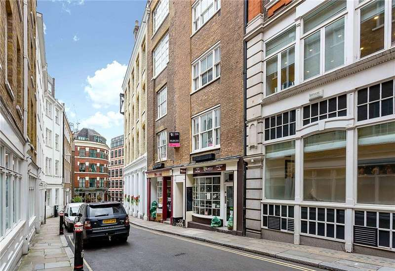 2 Bedrooms Flat for sale in St. Andrew's Hill, London, EC4V