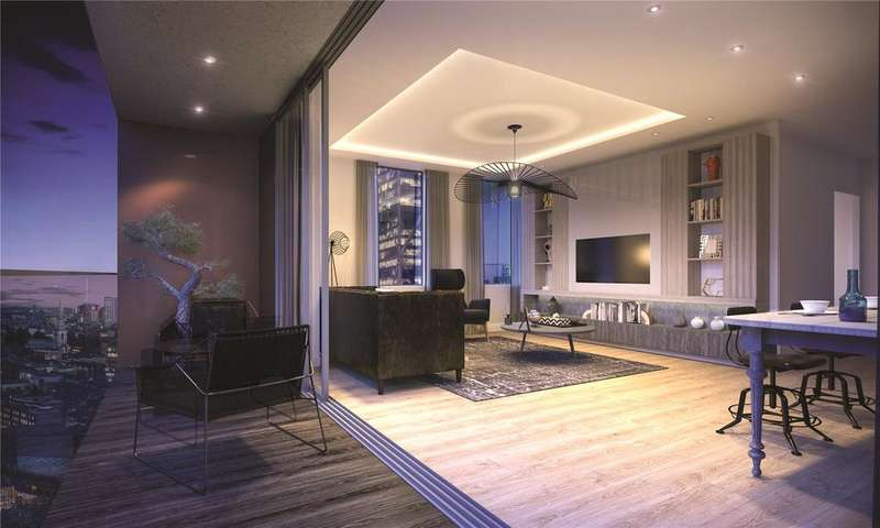 3 Bedrooms Apartment Flat for sale in The Stage, Shoreditch, EC2A