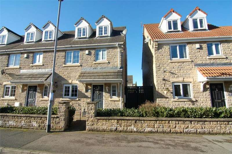 4 Bedrooms Terraced House for sale in Highgate, Broomhill, BARNSLEY, South Yorkshire