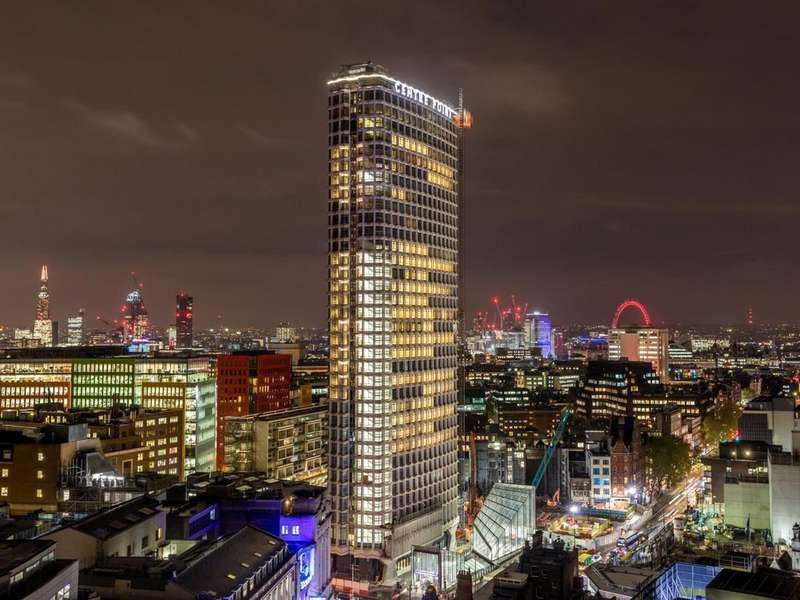 1 Bedroom Apartment Flat for sale in Centre Point Residences, Covent Garden, WC1A