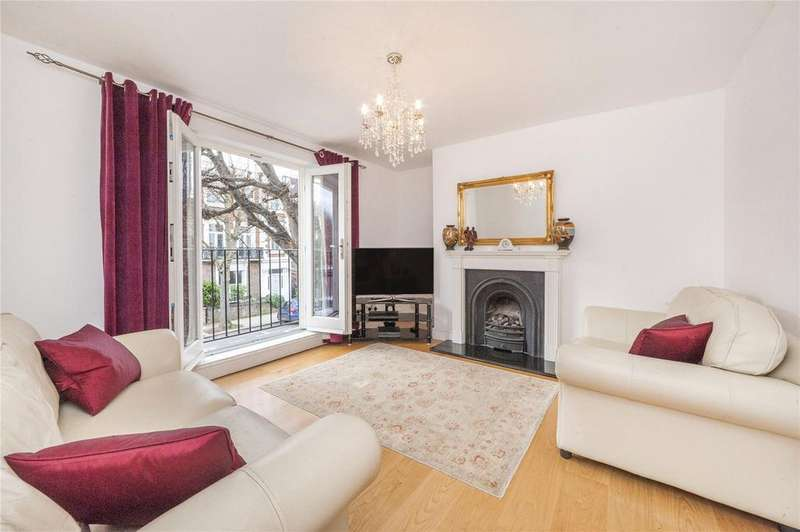 2 Bedrooms Flat for sale in Willes Road, Kentish Town, London